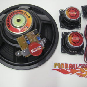 Complete Kit for Stern Pinball Machines