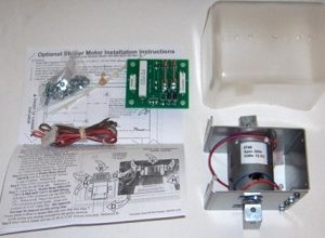 Stern pinball shaker motor