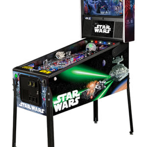 Stern Star Wars Premium Pinball Machine