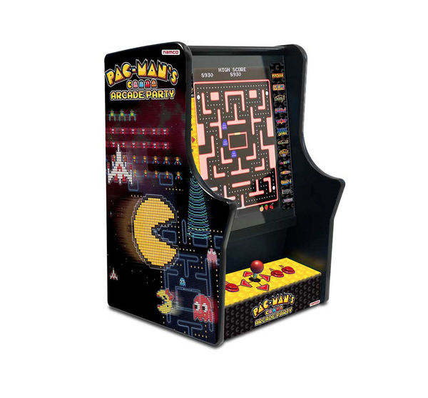 pac man arcade party