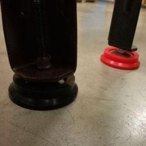 Pinball feet