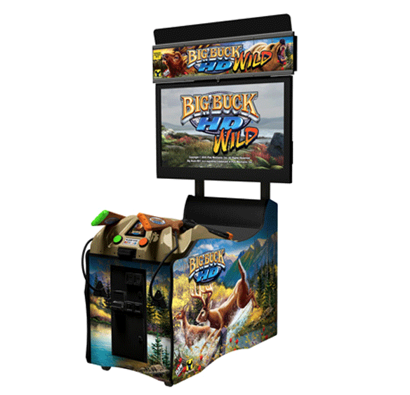 Big Buck Hunter Hd Offline Panorama Arcade Game Pinballpro Com