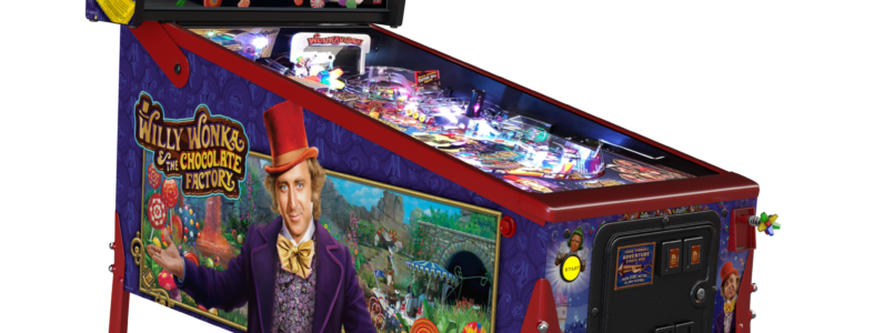 willy wonka collectors edition
