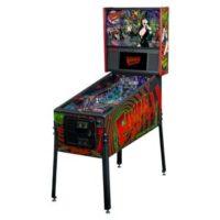 elvira premium pinball machine