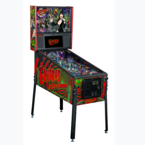elvira house of horrors pinball