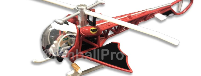 batman 66 batcopter