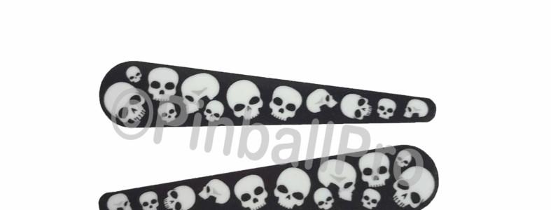 skulls flipper decals