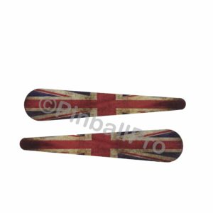 union jack flipper decals