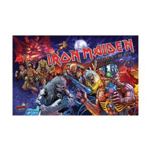 iron maiden pro translite