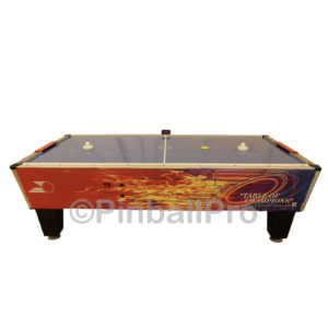 gold pro air hockey