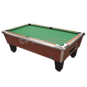 shelti cherry pool table