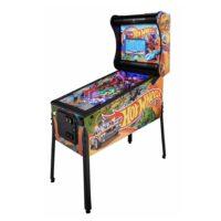 hot wheels pinball machine