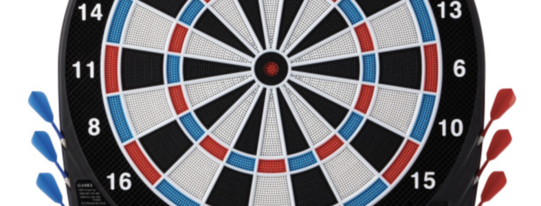 777 electronic dartboard
