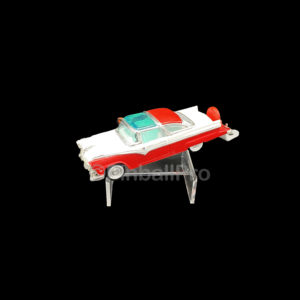 CFTBL red white car