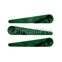 green t rex flip top