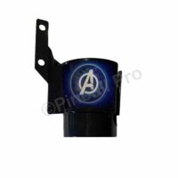 avengers pin cup decal