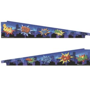 batman 66 art blades