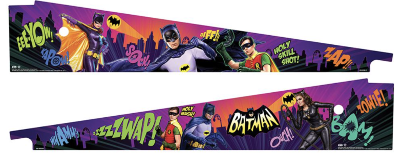 batman crime fighter blades