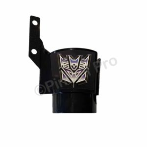 transformers decepticon pincup decal