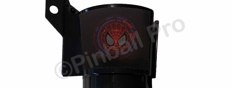 spiderman face logo cup