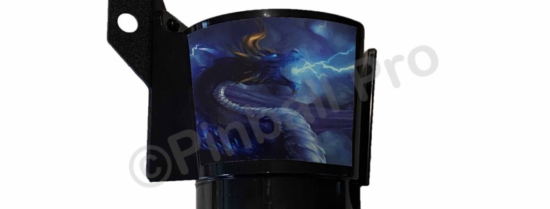 storm dragon cup decal