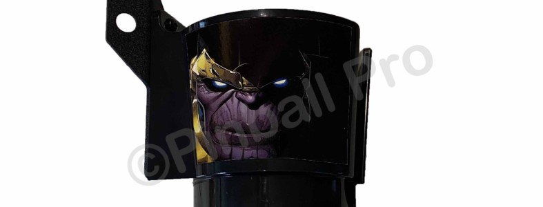 thanos pin cup decal