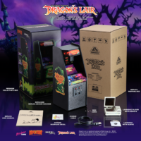 dragon's lair complet package