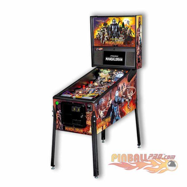 mandalorian premium pinball machine
